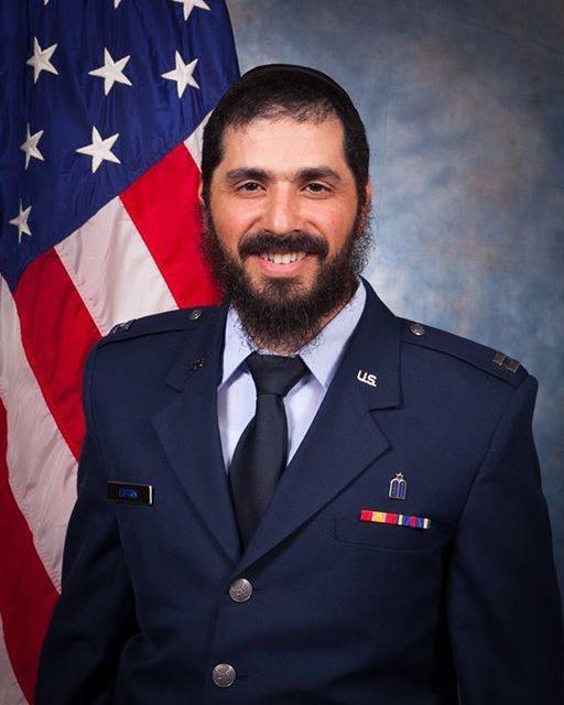 Chabad Rabbi makes United States Air Force History | Humans of Judaism