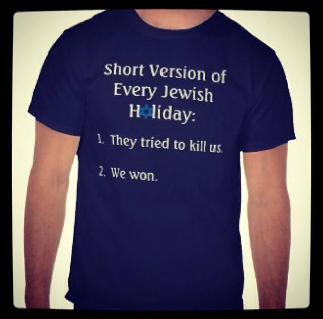 Short Version Jewish Holiday