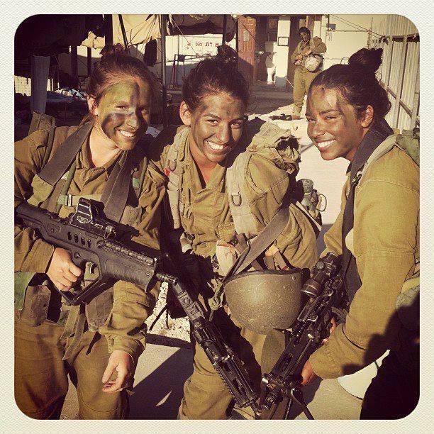IDF Makeup
