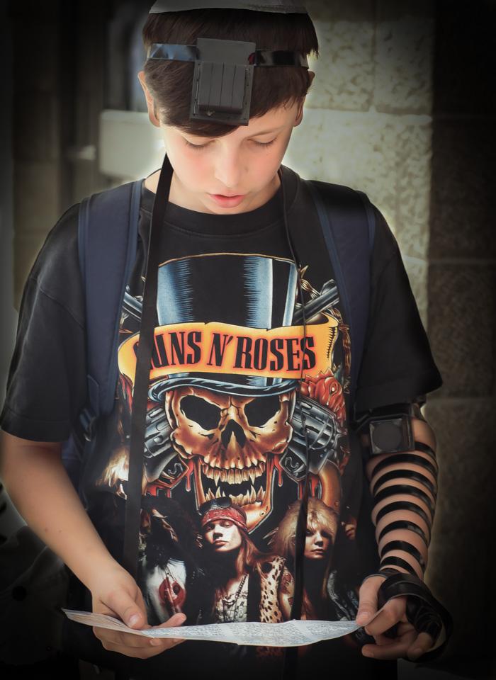 MS Boker Tov Guns N Roses