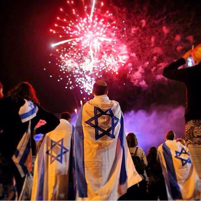 Yom Haatzmaut Fireworks