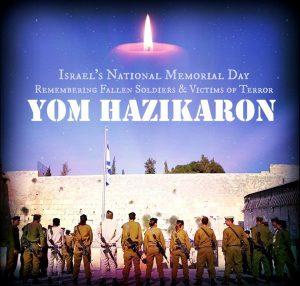 Yom Hazikaron Kotel