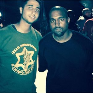 Kanye IDF