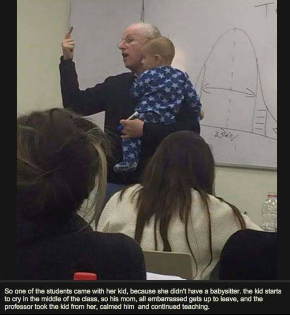 Teacher Baby