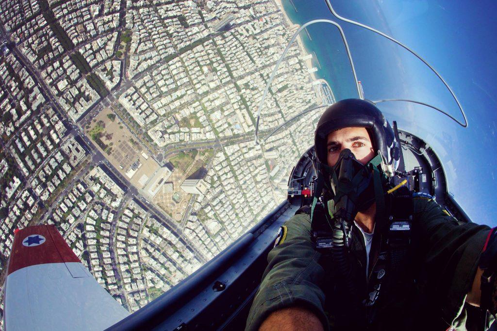 Israeli Air Forselfie