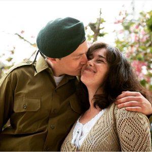 IDF Mom