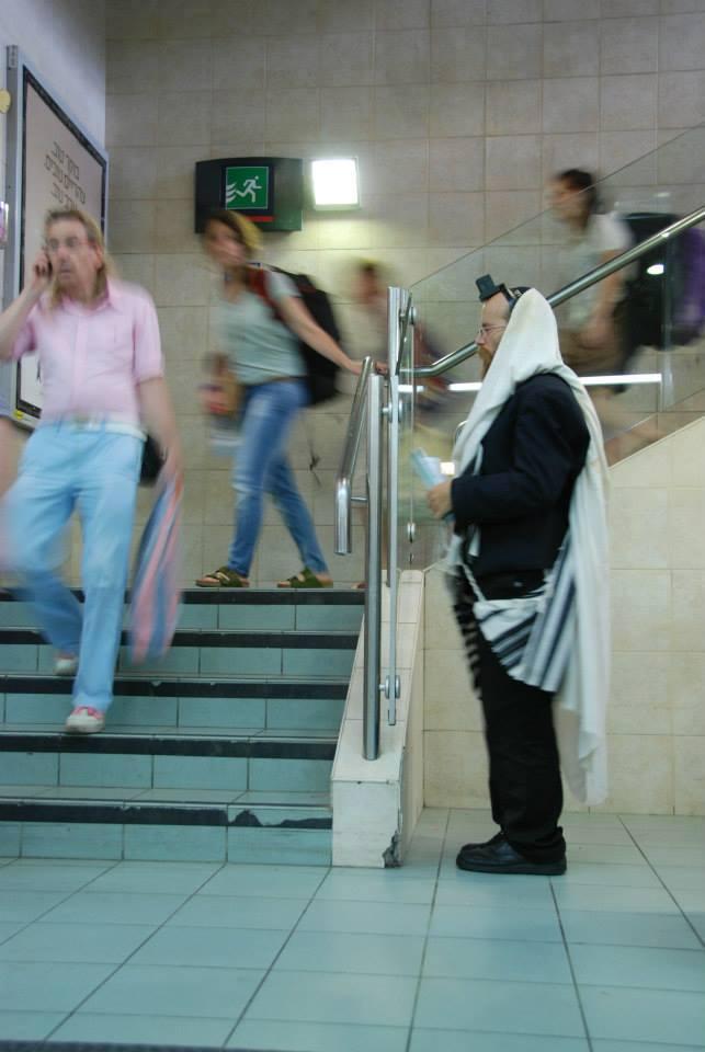 Tel Aviv Prayer