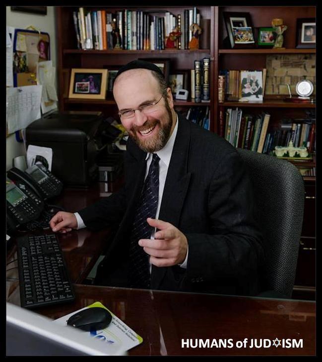 The Facebuker Rebbe