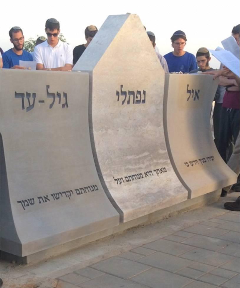 Eyal Gilad Naftali Kever