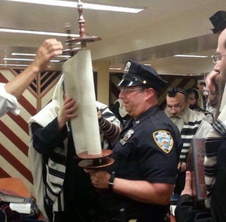 NYPD Hagbah