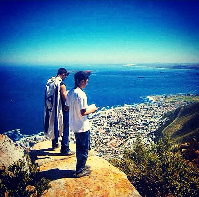 Table Mountain Telfie