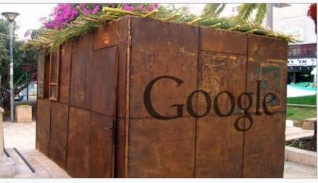 Google Sukkah