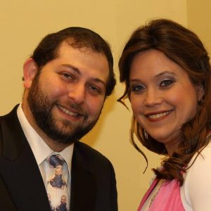 Rabbi Zvi & Aviva Gluck