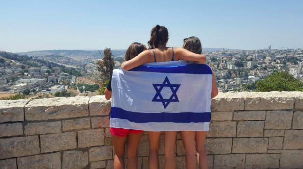 Israel Free Spirit #Birthright