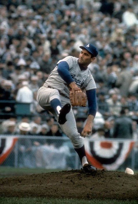 a biography of sandy koufax a left handed pitcher in major league baseball At the plate over any other pitcher in the history of baseball (0 him in the discussion for best left-handed pitcher espn mlb writer 1 sandy koufax.